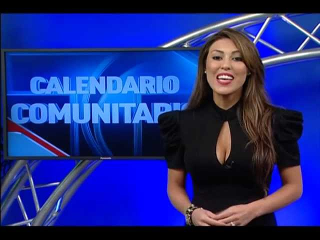 Calendario Comunitario Noticiero Telemundo Houston Cindy Burbano Noviembre 15 Videos De Viajes