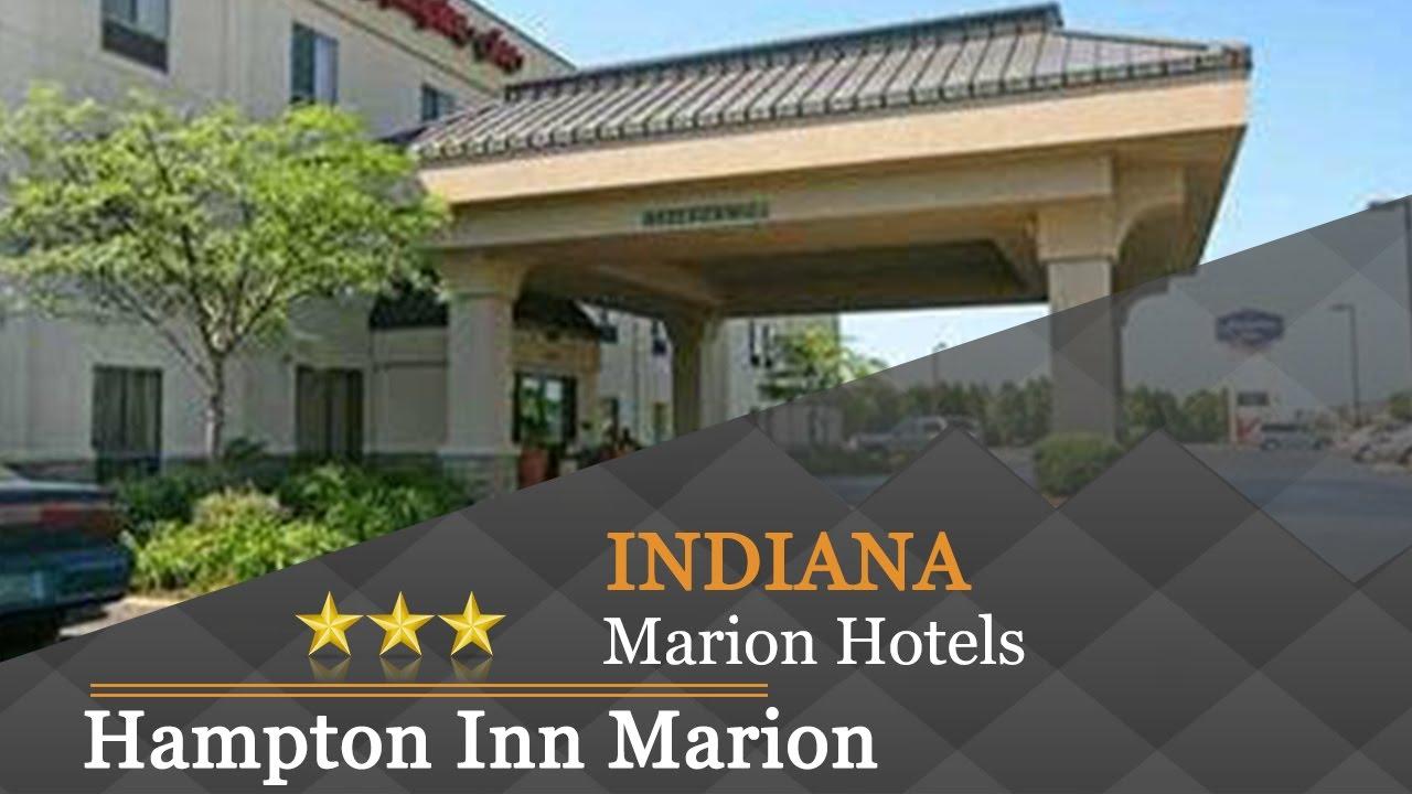 Hampton Inn Marion Hotels Indiana