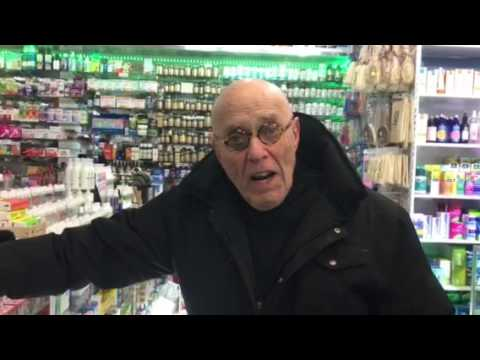 Good morning Charlie ! What does Thompson Chemists mean to you?