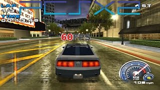 Ford Mustang: The Legend Lives PS2 PCSX2 16:9 60fps HD gameplay (2005)