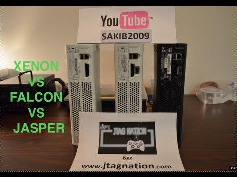 Modded xbox 360 falcon rgh 1. 2 (jtag) for sale in las vegas, nv.