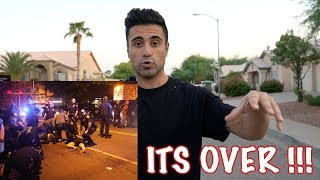 COPS BUSTED OUR PARTY !!!