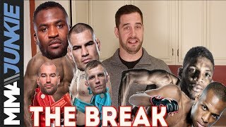 The Break: A downside to Francis Ngannou's win? Daley's frustrating strategy vs. Page, more