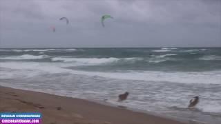 Pompano Beach Marriott - Eerie Weather - VLOG