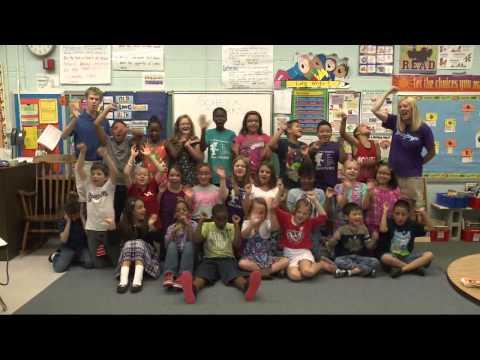 School Shout Out: Schenk Elementary School AM 11-15-13