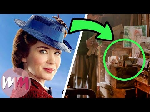 Top 10 Things You Missed in Mary Poppins Returns
