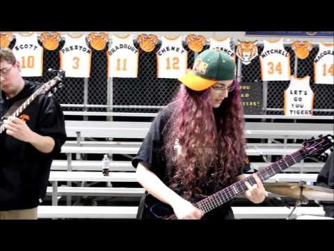 Shead High School Band Rocks A Sweet Zeppelin Cover