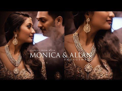 Monica & Allan's Engagement Film