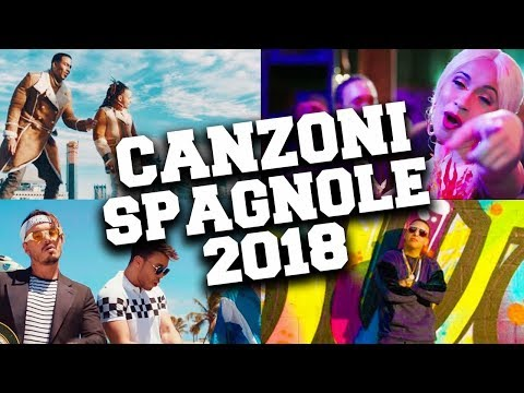 Top 50 Canzoni Spagnole 2018