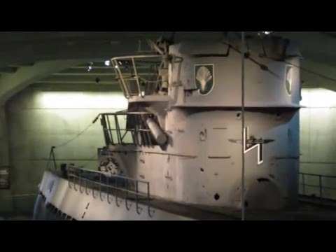 U-505 submarine museum of science and industry chicago tour