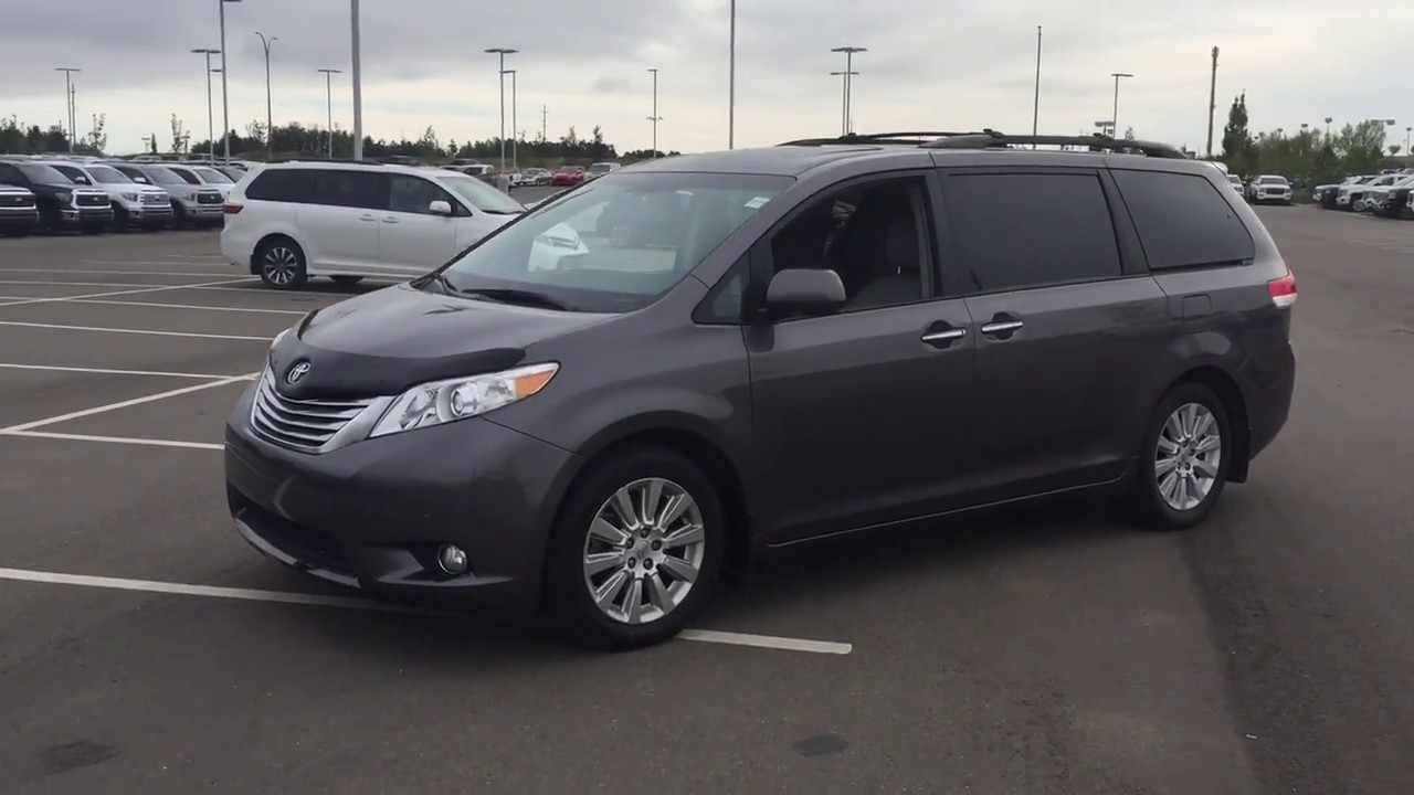 2011 Toyota Sienna Limited AWD Review