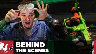 Immersion - Space Invaders in Real Life – Behind the Scenes – Immersion