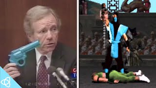 Violence In Video Games - Highlights of the American Senate Committee Hearings in 1993
