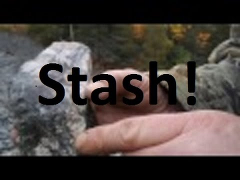 The Stash at the Abandoned Silver Mine - teaser