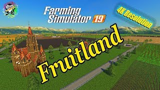 "[""Fruitland Map"", ""4k resolution"", ""4k resolution video"", ""4k video"", ""farm sim"", ""farming"", ""farming simulator"", ""farming simulator 19"", ""farming simulator 2019"", ""farming simulator mods"", ""farming simulator timelapse"", ""fs 19 gameplay"", ""fs mods timelap"