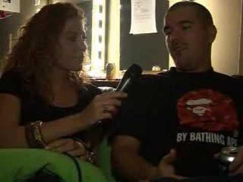 Fabulous interview Speedy J