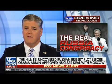 Sean Hannity 10/17/17   Hannity Fox News October 17, 2017