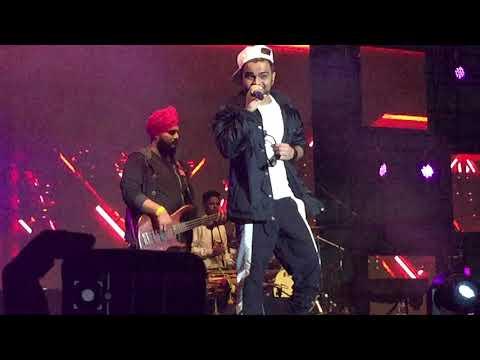 Akhil Live Performance In Jaipur At Ganna Crossblade Music 2019 || Akhil In JECC Jaipur Live