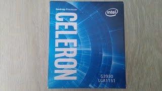 intel Celeron G3930 тесты в играх. Можно ли поиграть на самом бюджетном Селероне?