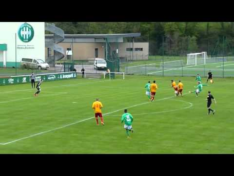 17/04/2016 CFA2 : ASSE 3 - Saint-Priest 0 (Occasions + Buts)