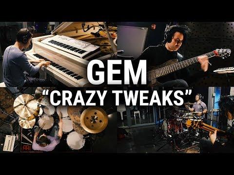 """Meinl Cymbals - GEM - """"Crazy Tweaks"""""""