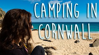 CAMPING IN CORNWALL!
