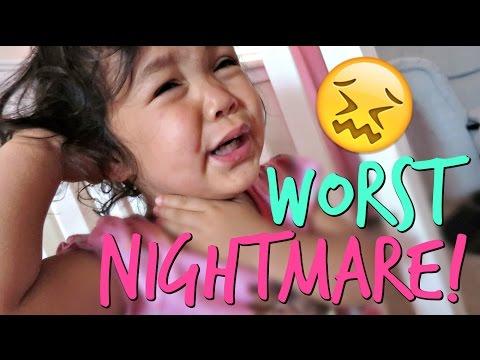 PARENT'S WORST NIGHTMARE! - September 08, 2016 -  ItsJudysLife Vlogs thumbnail