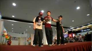 The Moment (Sarawak) 1on1 Popping Battle FINAL