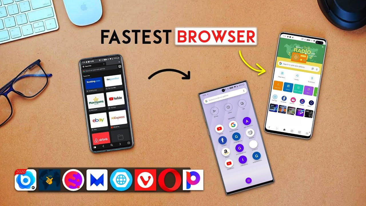 Photo of 10 Blazing FAST & Secure Browser's For Android [Totally Free]⚡🥵