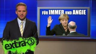 Statistikexperte Butenschön mit Zahlen zur Kanzlerkandidatur Merkels
