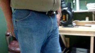 front pocket holster