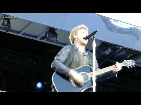 Bon Jovi: What About Now, Stuttgart, 21.06.2013