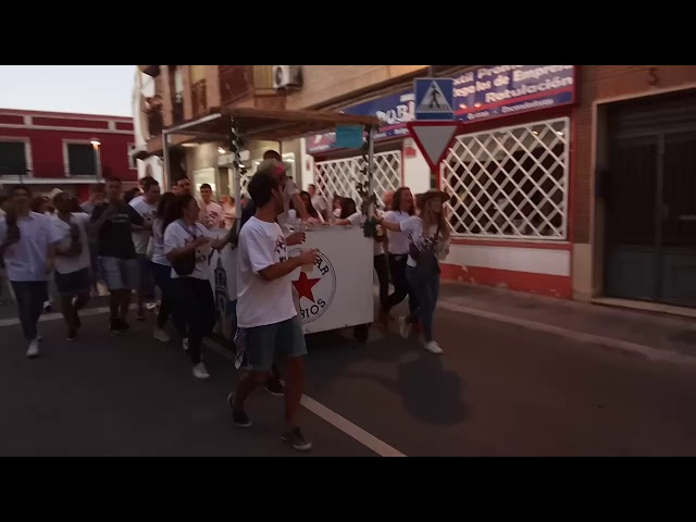Peña All Star Bebios - Fiestas del Vino Valdepeñas 2017