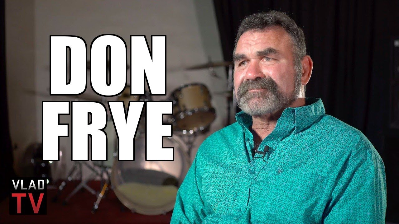 Don Frye on Fighting in UFC 8, Set Record for Fastest Knockout in 8 Seconds (Part 1)