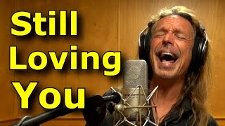 How To Sing High Notes - Still Loving You - The Scorpions - cover - Ken Tamplin Vocal Academy