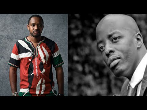 Boniface Mwangi & Raila Jr brutalize each other in an online scathing attack over Kibra by election
