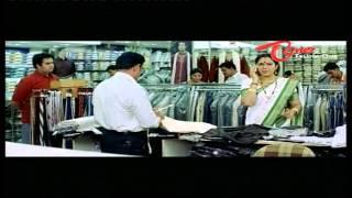 Hilarious Scene - Hema Aunty Fire On Naresh