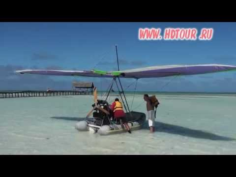 Cuba #7. Cayo Coco and Cayo Guillermo City tour and Video guide.