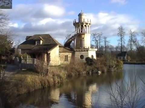 Le Hameau de la Reine à Versailles