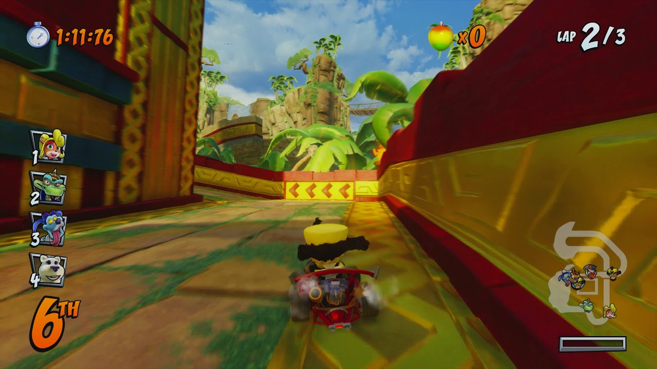 Crash Team Racing: Nitro Fueled may be the Dark Souls of