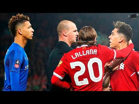 Football Fights & Angry Moments 2018 ● HD