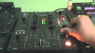 Explorando la PIONNER DJM 400(Analisis, Review, Explorando Mesa de mezclas dj de 2 canales pioneer DJM 400 Probando filtros y efectos., 2011-01-09T21:02:11.000Z)