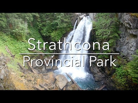 QttW - 1 minute snippet - Strathcona Provincial Park(Vancouver island)