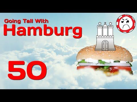 Merchant Republic! [50] Going Tall with Hamburg EU4