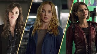 Top 10 Arrow-verse actresses