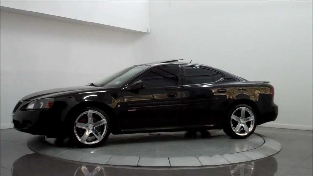 2006 pontiac grand prix v8 gxp youtube. Black Bedroom Furniture Sets. Home Design Ideas