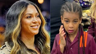 Blue Ivy's Stylist Leakes Rare Video Of Beyonce And Son Sir Dancing