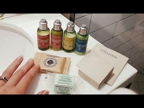 ASMR Toiletries Sales Role Play - L'Occitane (at the Mayfair Hotel)