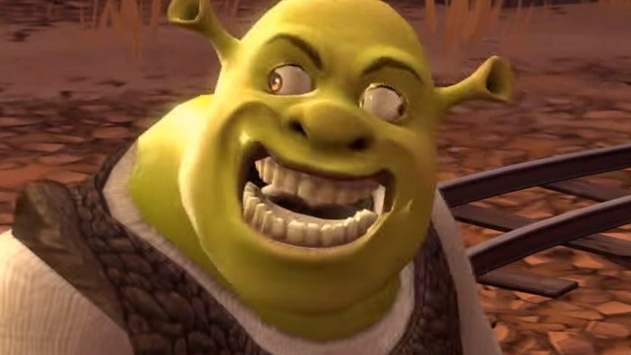 Shrek Pun Youtube