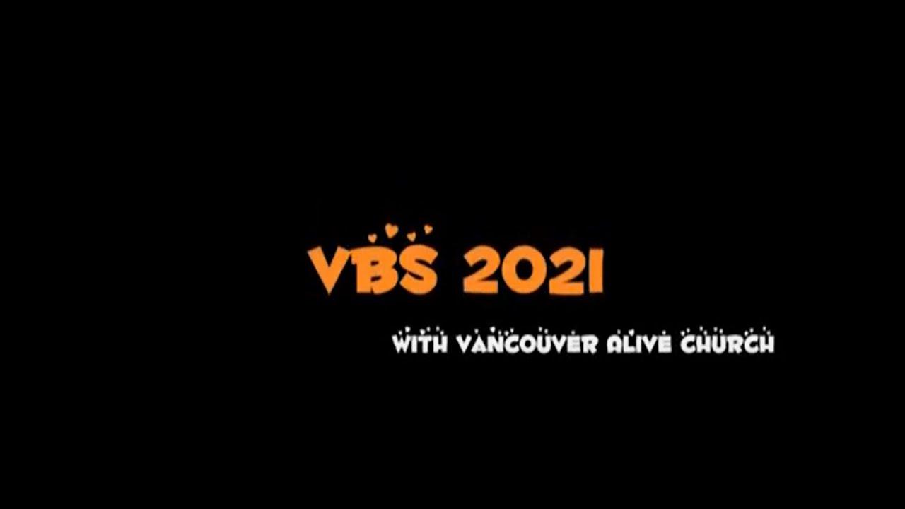 밴쿠버 얼라이브 '지난 여름 이야기1' : 토트 & 키즈 VBS